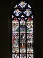 """Brudtlacht"" - Kirchenfenster"
