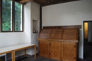 Frühherrenhaus - Nebenraum mit Theke