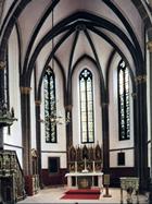 Gotische Hallenkirche