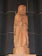 Der hl. Jakobus, Schutzpatron der Santiago-Pilger