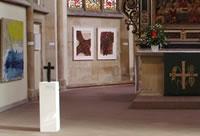 Verbindung mit Tradition: Kunst und Kirche